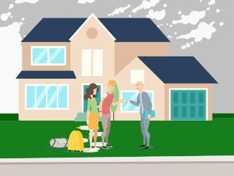 Home Without Help from a Realtor