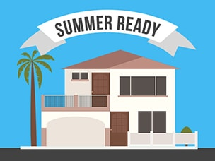 3 Tips To Get Your House Summer Ready